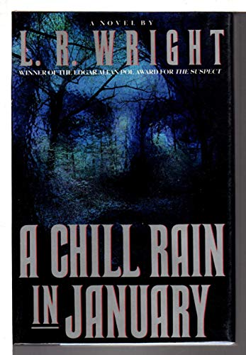 9780670831296: A Chill Rain in January