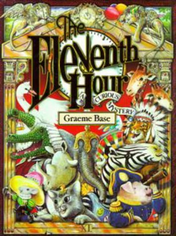 9780670831562: The Eleventh Hour: A Curious Mystery (Viking Kestrel Picture Books)
