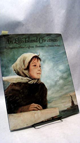9780670831821: An Ellis Island Christmas (Viking Kestrel picture books)