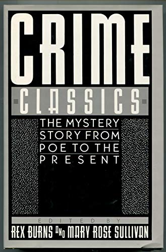 9780670832071: Crime Classics: The Mystery Story from Poe to the Present