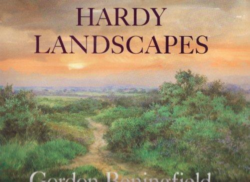 9780670832118: Hardy Landscapes