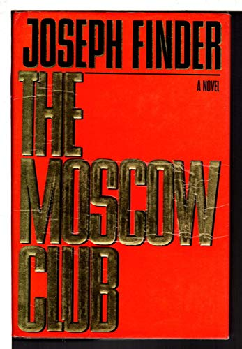 The Moscow Club: Finder, Joseph