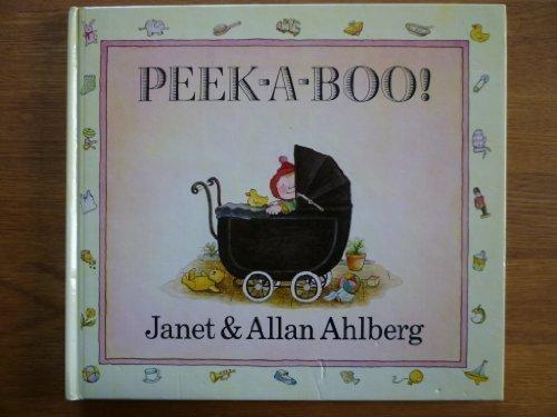 9780670832835: Peek-a-Boo! Miniature Edition (Viking Kestrel picture books)