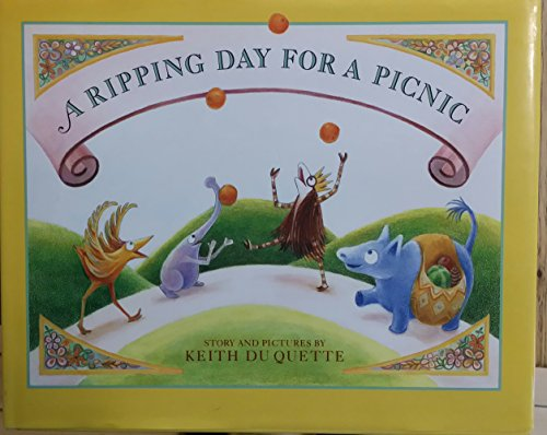 9780670833115: Ripping Day for a Picnic (Viking Kestrel picture books)