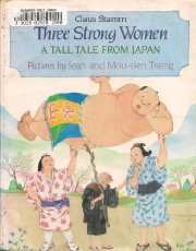 9780670833238: Stamm Clause : Three Strong Women (Viking Kestrel picture books)