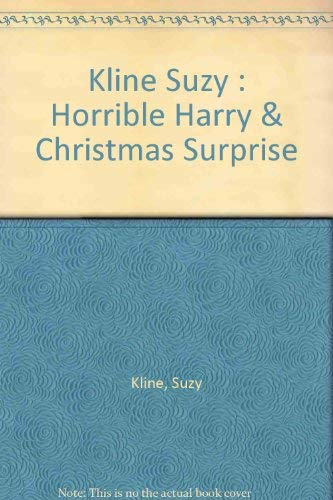 9780670833573: Horrible Harry and the Christmas Surprise