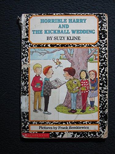 9780670833580: Horrible Harry and the Kickball Wedding