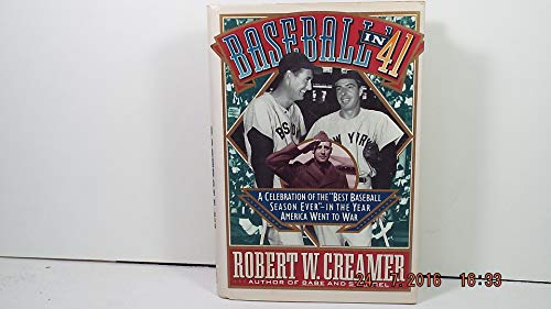 Baseball in 41: A Celebration of the