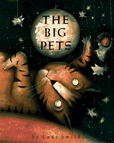 9780670833788: The Big Pets (Viking Kestrel Picture Books)