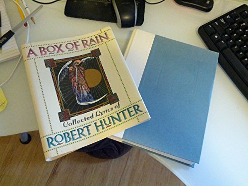 9780670834129: A Box of Rain: The Collected Lyrics of Robert Hunter