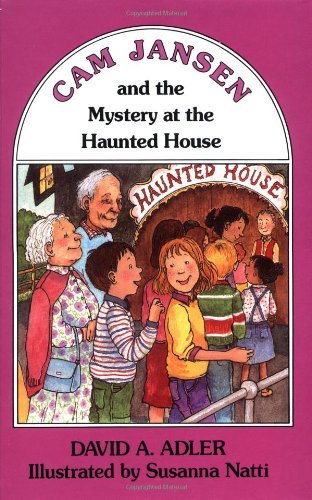 9780670834198: Cam Jansen: The Mystery at the Haunted House #13