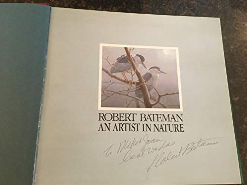 9780670834266: Robert Bateman an Artist In Nature