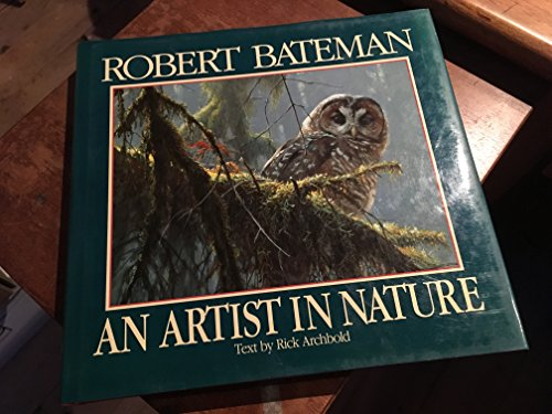 Robert Bateman; an Artist In Nature