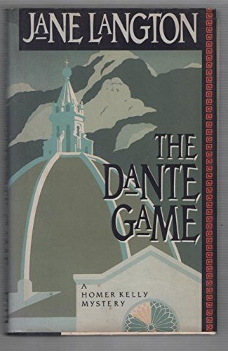 The Dante Game (signed): Langton, Jane