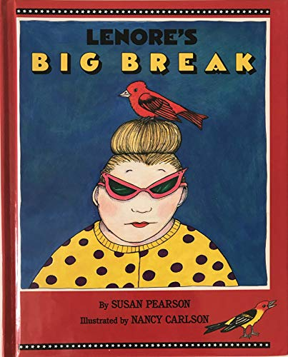 9780670834747: Lenore's Big Break (Viking Kestrel picture books)