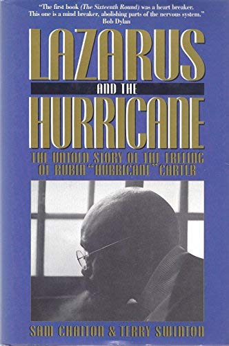 9780670834822: Lazarus and the Hurricane: The Untold Story of the Freeing of Rubin Hurricane Carter