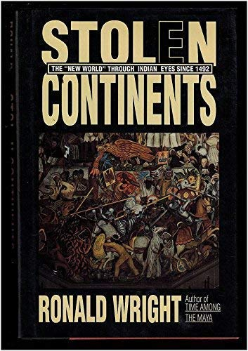 9780670834839: Stolen Continents: The