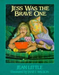9780670834952: Jess Was the Brave One (Viking Kestrel picture books)