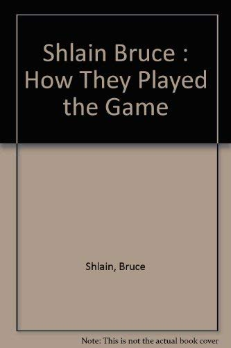 Baseball Inside Out - Winning the Games Within the Games