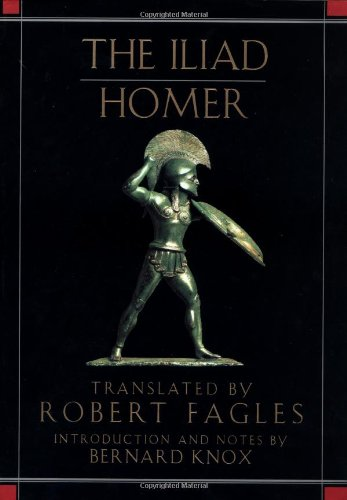 9780670835102: Iliad - translated by Robert Fagles