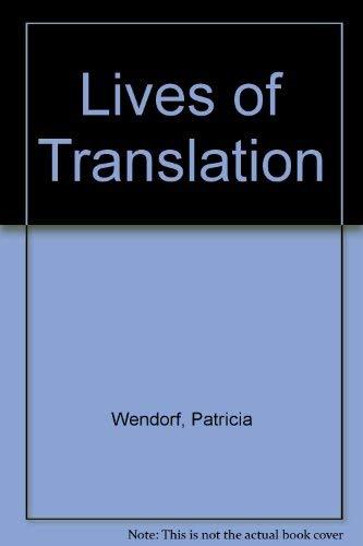 9780670835232: Lives of Translation