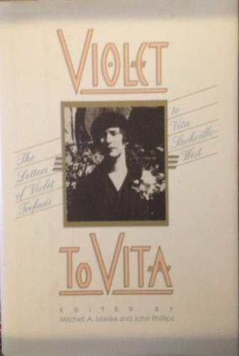 9780670835423: Violet to Vita: The Letters of Violet Trefusis to Vita Sackville-West, 1910-1921