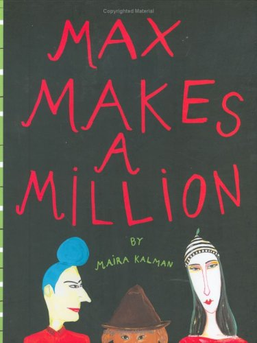 Max Makes a Million: Kalman, Maira