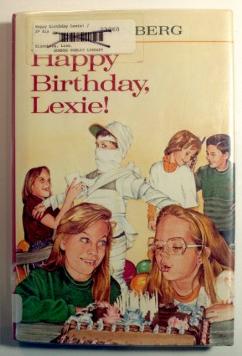 9780670835539: Happy Birthday, Lexie