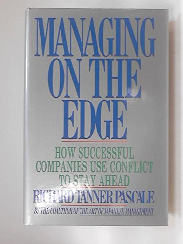 9780670835577: Managing on the Edge