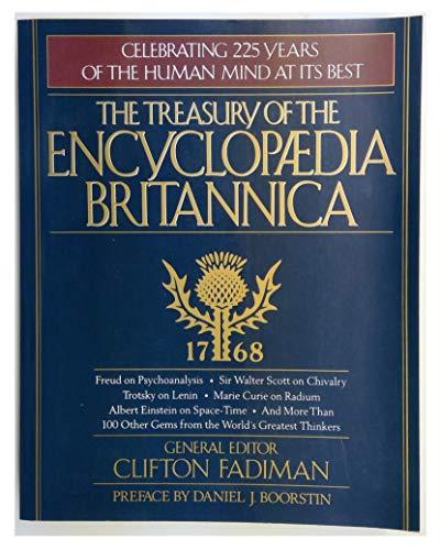 9780670835683: Treasury of Encyclopedia Britannica