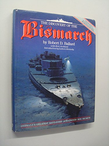 9780670835874: Discovery Of The Bismark