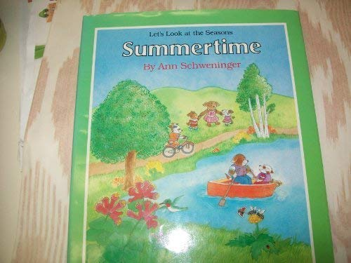 9780670836109: Summertime (Let's Look at the Seasons)