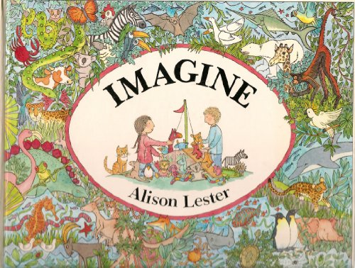 9780670836925: Imagine (Viking Kestrel picture books)