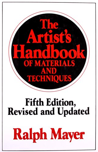 9780670837014: The Artist's Handbook of Materials and Techniques: Fifth Edition, Revised and Updated