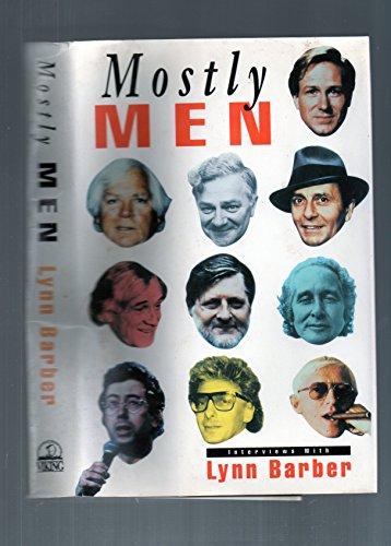 9780670837915: Mostly Men