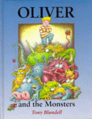9780670838424: Oliver and the Monsters (Viking Kestrel Picture Books)