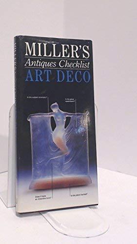 9780670839568: Art Deco: Miller's Antiques Checklist