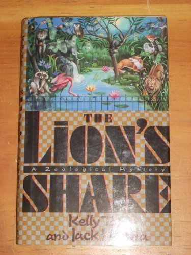 The Lion's Share (9780670840113) by Kelly Tate; Jack Hanna