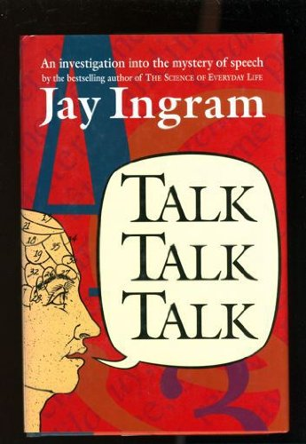 Talk Talk Talk: Ingram, Jay
