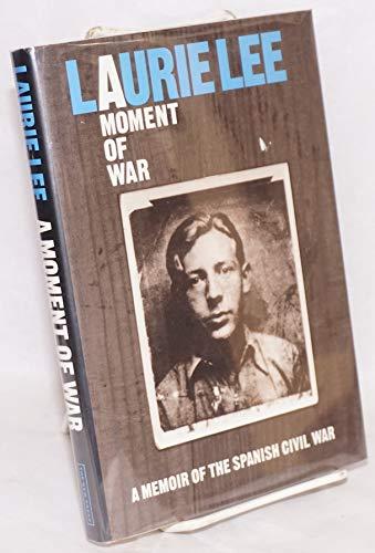 9780670840199: A Moment of War