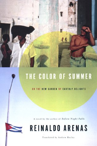 9780670840656: Color of Summer, or the New Garden of Earthly Delights