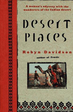 9780670840779: Desert Places