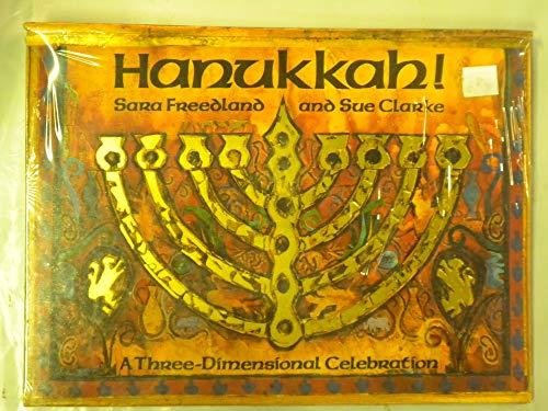 9780670840922: Hanukkah!: A Three-Dimensional Celebration (Viking Kestrel picture books)