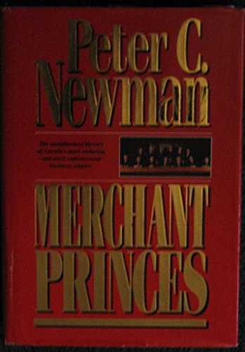9780670840984: Merchant Princes: Vol.3 (Company of Adventurers)