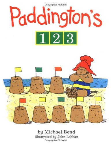 9780670841035: Paddington's 1 2 3 (Viking Kestrel picture books)