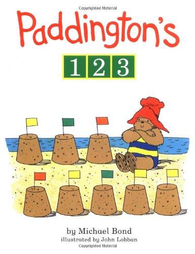 9780670841035: Paddington's 1 2 3 (Viking Kestrel picture books)