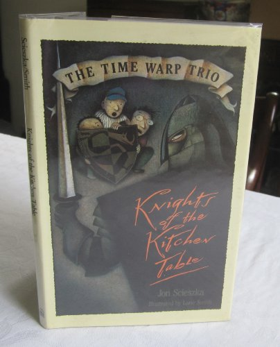 9780670841943: Knights of the Kitchen Table (Time-warp Trio)