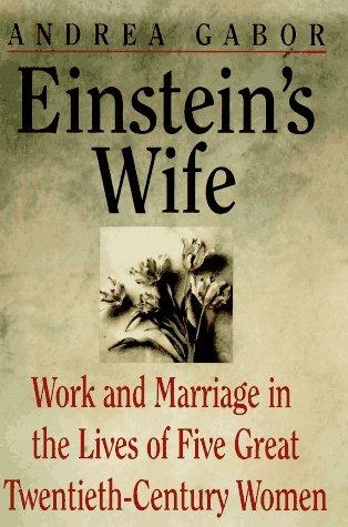 9780670842100: Einstein's Wife and Other Women of Genius