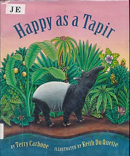 9780670842278: Happy as a Tapir