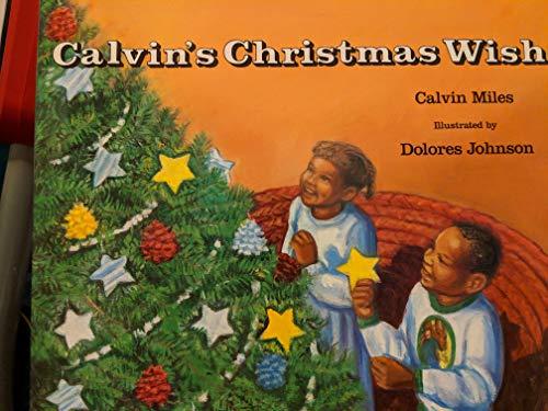 9780670842957: Calvin's Christmas Wish